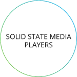 BUTTON SOLID STATE MEDIA PLAYERS